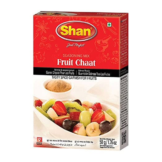 Shan Fruit Chaat Masala 60g