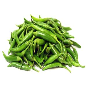 Thai Chilli Green - Hot Per Lb