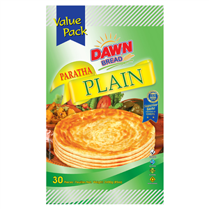 Dawn Frozen Paratha Family Pack 30 Pcs